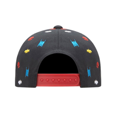 Children's DC Comics Batman Retro Logo Snapback Cap