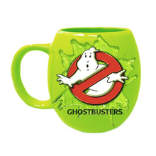 Load image into Gallery viewer, Ghostbusters Slimer Shaped Mug