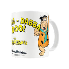 Load image into Gallery viewer, The Flintstones Yabba Dabba Doo Coffee Mug