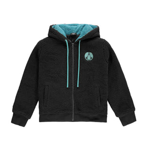 Women's Assassin's Creed Valhalla Teddy Zip-Up Hoodie