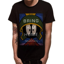 Load image into Gallery viewer, Men's Looney Tunes Marvin the Martian Black T-Shirt