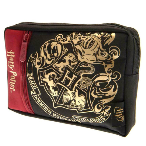 Harry Potter Hogwarts Multi Pocket Pencil Case