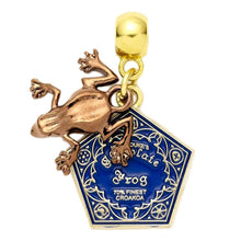 Load image into Gallery viewer, Harry Potter Chocolate Frog, Harry's Glasses and Time Turner Charm Set