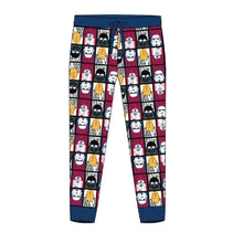 Load image into Gallery viewer, Men's Star Wars Characters Cartoon Icons Lounge Pants