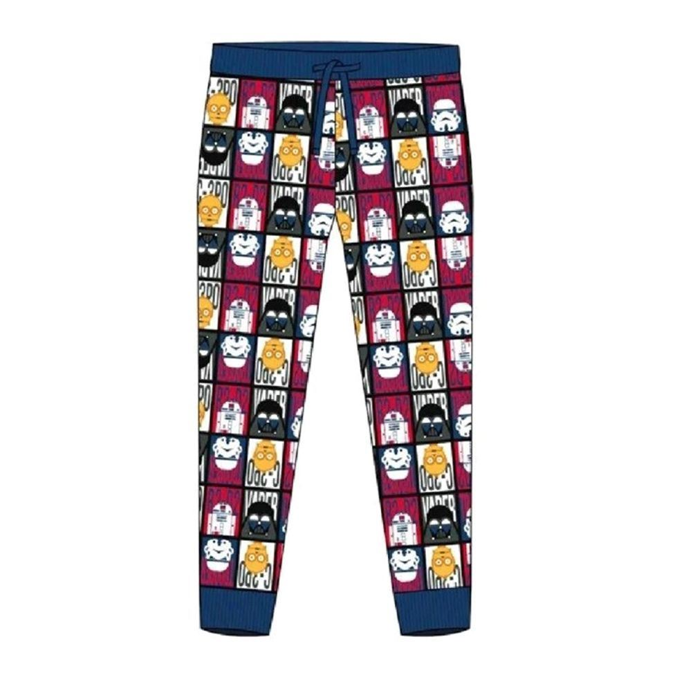 Men's Star Wars Characters Cartoon Icons Lounge Pants