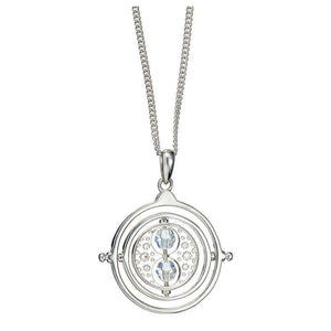 Harry Potter Time Turner Necklace With Swarovski Crystals
