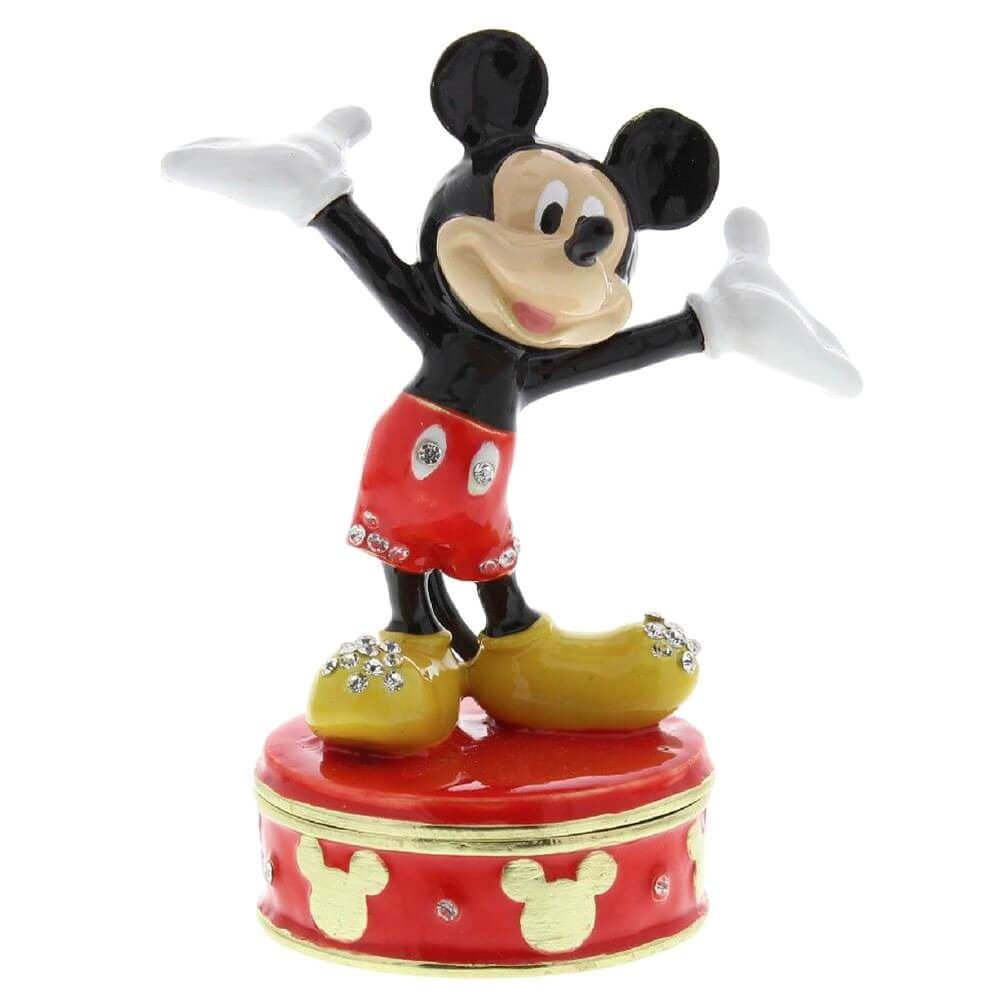 Disney Classic Mickey Mouse Collectable Trinket Box