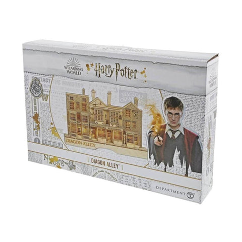 Harry Potter Diagon Alley Illuminated Centrepiece.