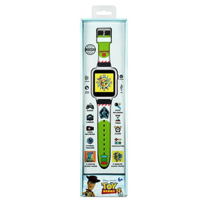 Children's Toy Story Buzz Lightyear Interactive Wristwatch