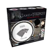 Load image into Gallery viewer, Game of Thrones 4 Piece Dinner Plate Set.