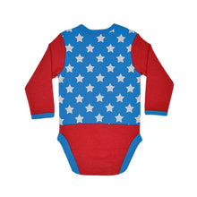 Load image into Gallery viewer, DC Comics Set of 2 Wonder Woman Babygrows