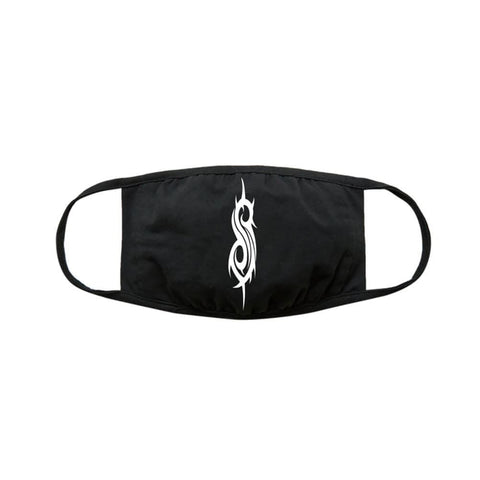 Slipknot Logo Black Cotton Face Mask