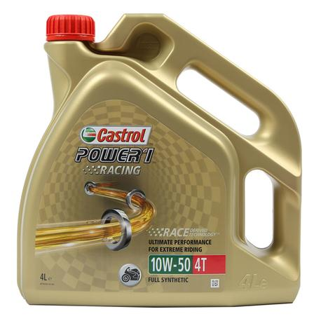 Castrol Power 1 Racing 4T 10W-50 4 L-Moto-Jeni