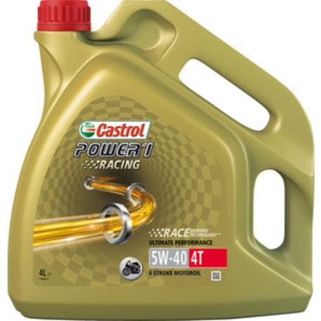 Castrol Power 1 Racing 4T 5W-40 4 L-Moto-Jeni