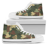 Women's High Top • Rhodies Bush Beasties • - Beasties Clothing