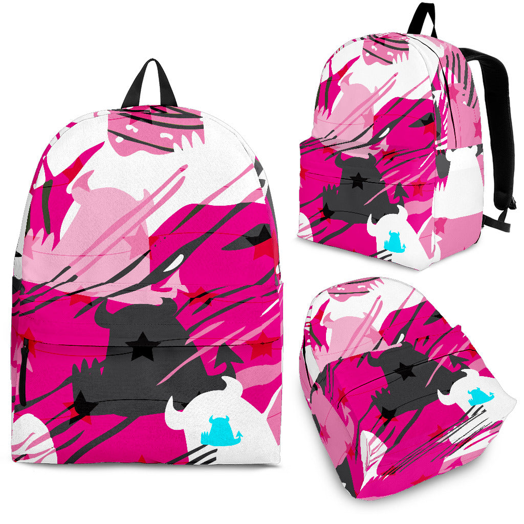 Beasties • Candy Cammo Backpack  • - Beasties Clothing
