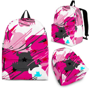 • Candy Cammo • Beasties Backpack - Beasties Clothing