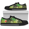 Ladies Low Tops • Forest Fun • - Beasties Clothing