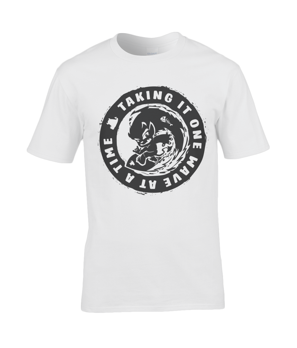 Surf Beastie • Taking it one step at a time • Men - Beasties Clothing