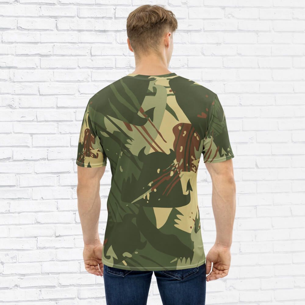 Men's Beasties Bush Camouflage T-shirt