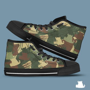 Men's High Tops • Rhodie Beasties • - Beasties Clothing