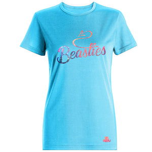 Beasties Script • Ladies           • FREE POSTAGE • - Beasties Clothing