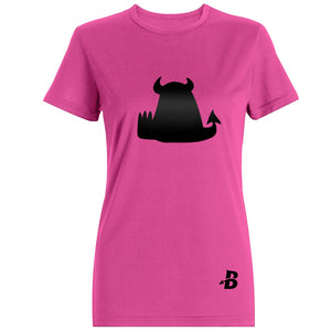 Black Beastie   •   Ladies           • FREE POSTAGE • - Beasties Clothing