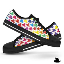 Ladies Candy Low Tops
