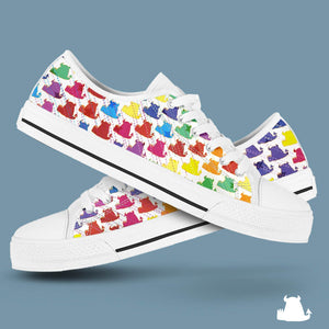 Candy low tops - Beasties Clothing