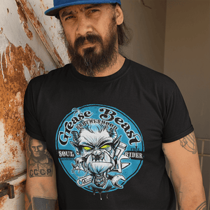 Grease Beast Brotherhood - Soul Rider T-Shirt