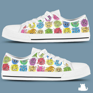 Little Beasties Low Top - Beasties Clothing