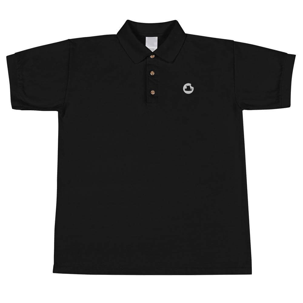 Beasties Bite the Biscuit, Embroidered Polo Shirt