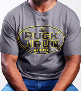 Beasties © • Limited edition • RucknRun Rugby T-shirt - Beasties Clothing