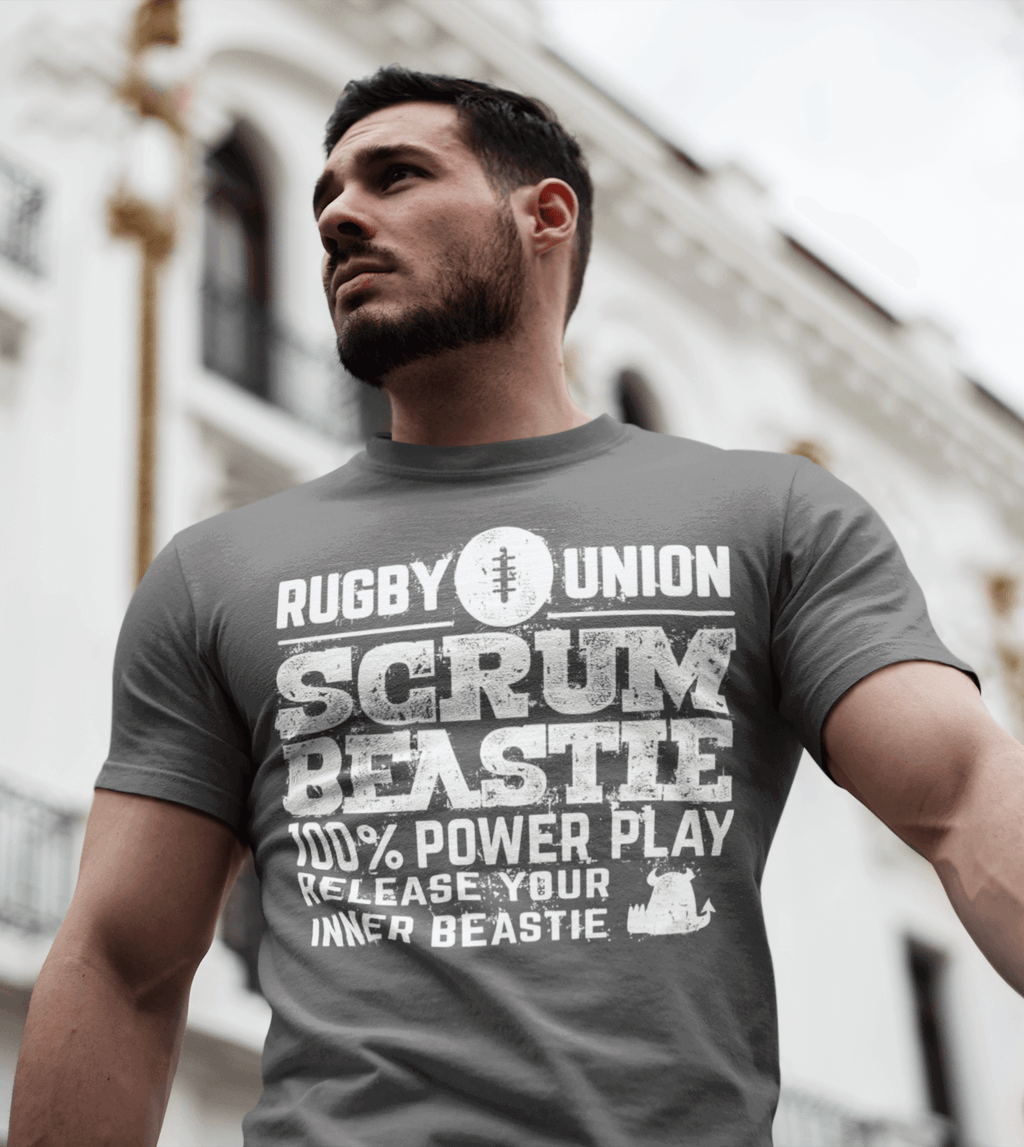 Scrum Beastie • Men - Beasties Clothing