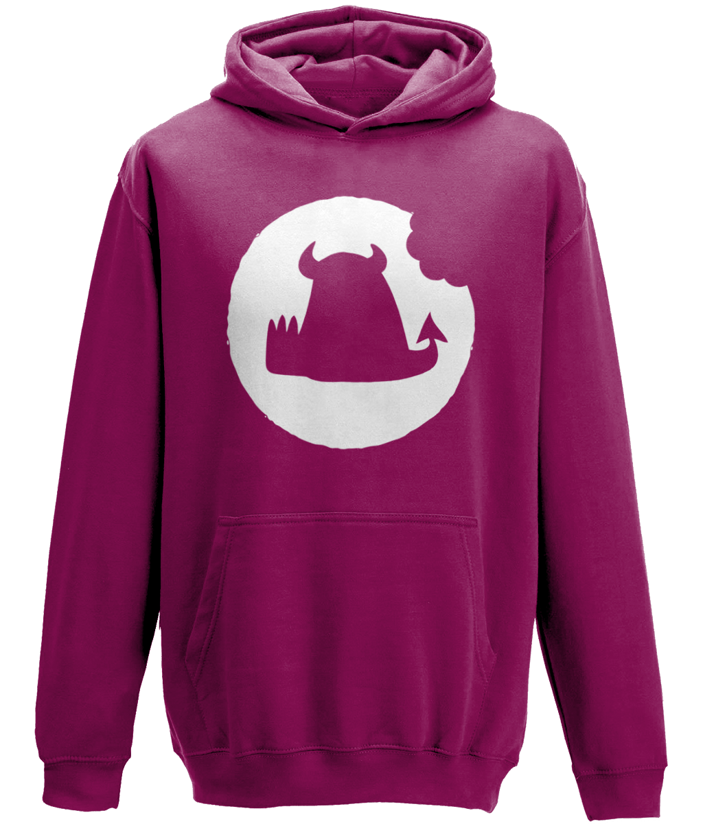Kids Hoodie - Bite the biscuit - Beasties Clothing