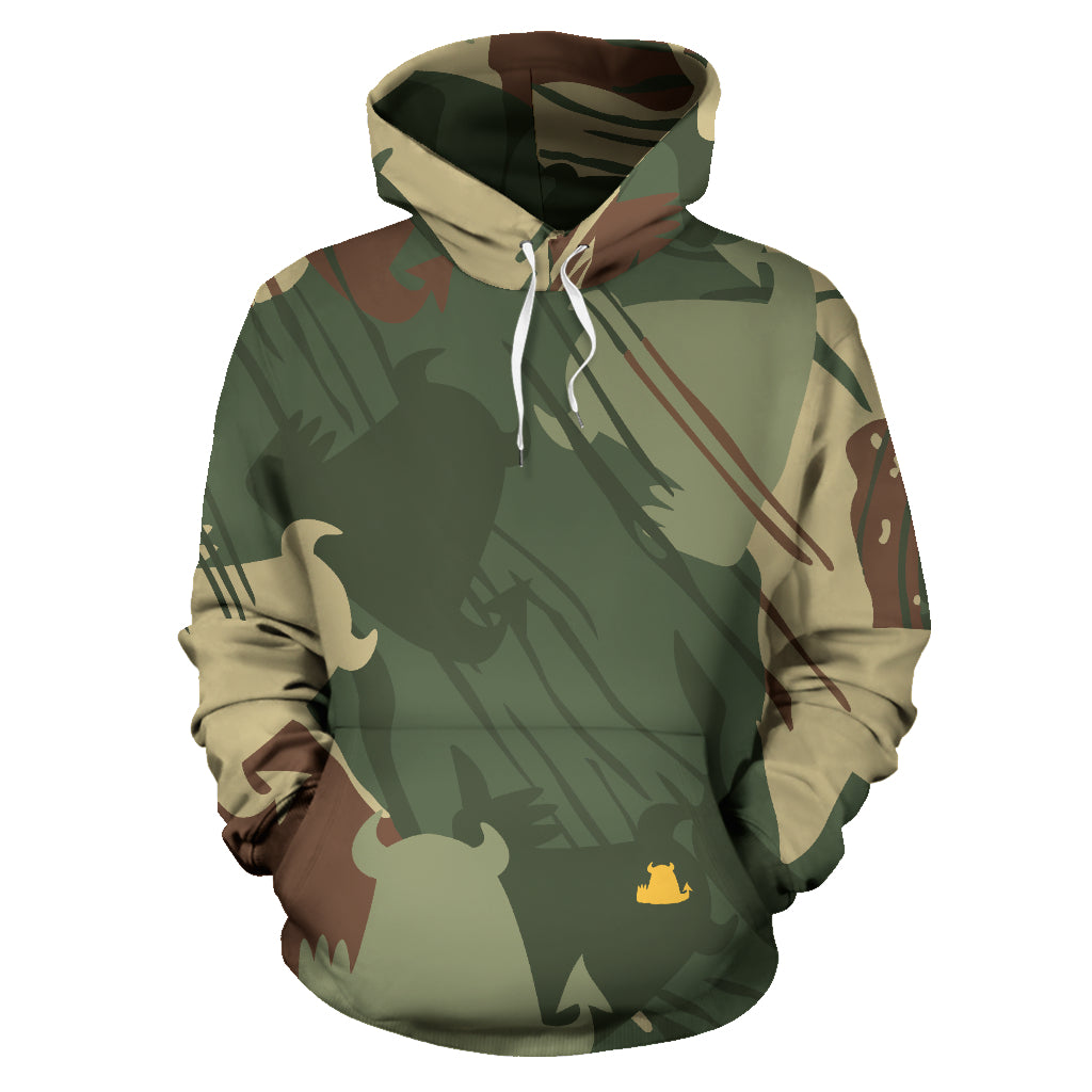 • Rhodesian Bush • Hoodie - Beasties Clothing
