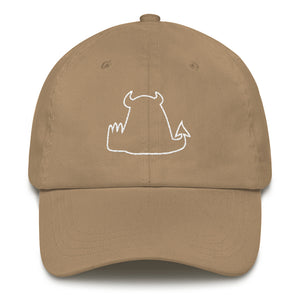 Comfy cap - Beastie contour embroidered - Beasties Clothing