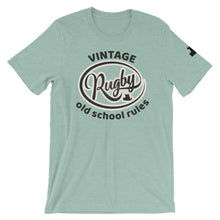 Beasties © • Limited edition • Vintage Rugby Old School Rules T shirt - Beasties Clothing