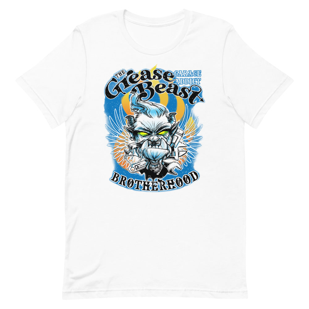 Grease Beast Garage Addict T-Shirt