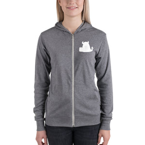 Unisex zip hoodie - Beasties Clothing