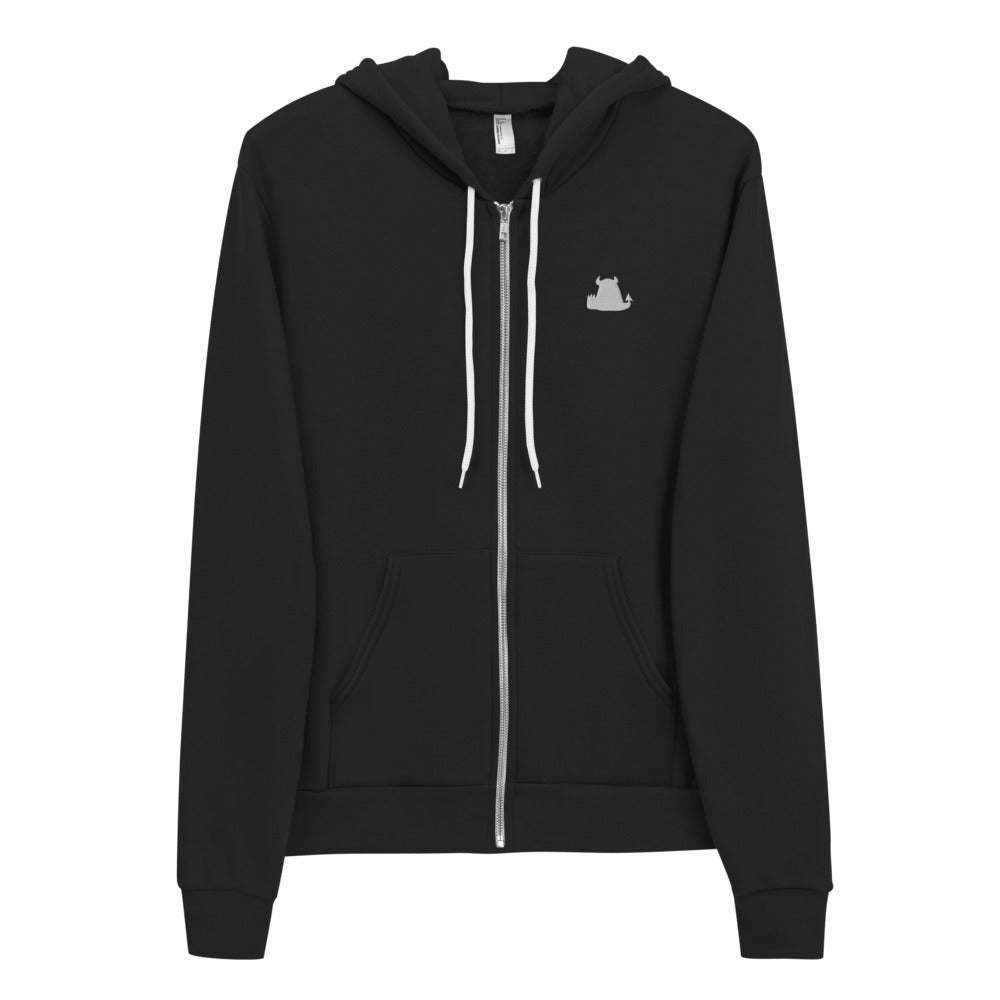 Beastie - Hoodie sweater with Zipper