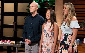 Uplift 20: Three siblings honor the dream of their late Dad on Shark Tank