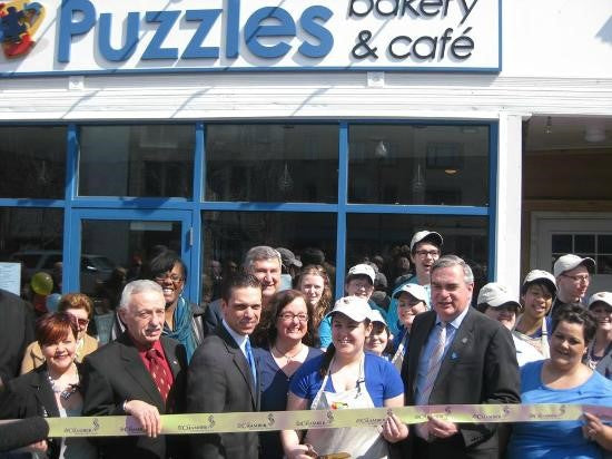Uplift 23: People with autism get help to break into the workforce with the help of this one café