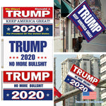 Official Donald Trump Keep America Great 2020 Flag Flag