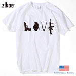 Love Guns tee shirt
