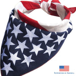 Usa flag bandana