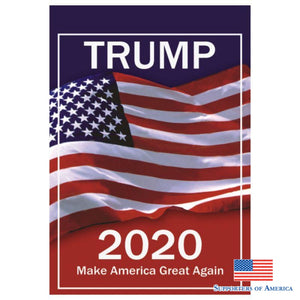 2020 Trump Flag Donald Keep America Great For President Usa 45*30Cm A / United States