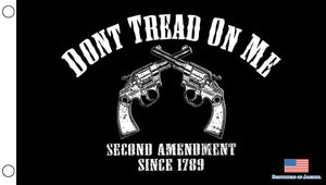3Ft X 5Ft 3 X5Ft 2Nd Second Amendment Dont Tread On Me Right To Bear Arms Flag Print Polyester