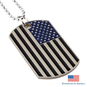 Black Flag Dogtags