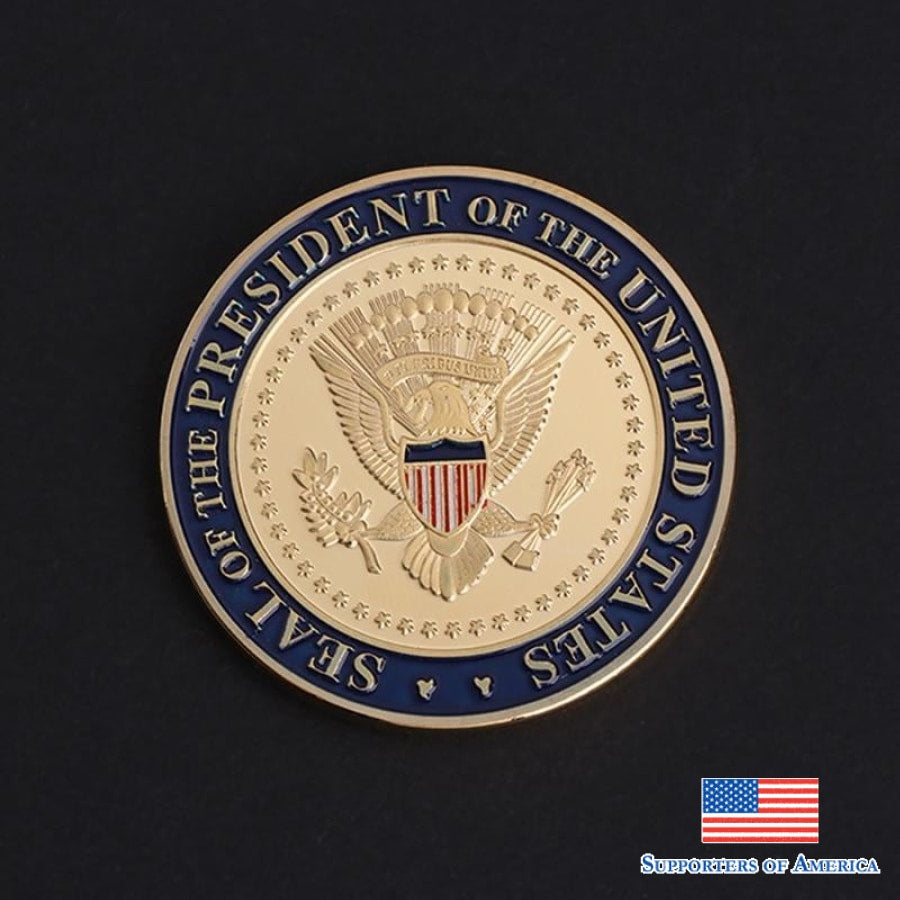 Commemorative Coin Of President Donald Trump
